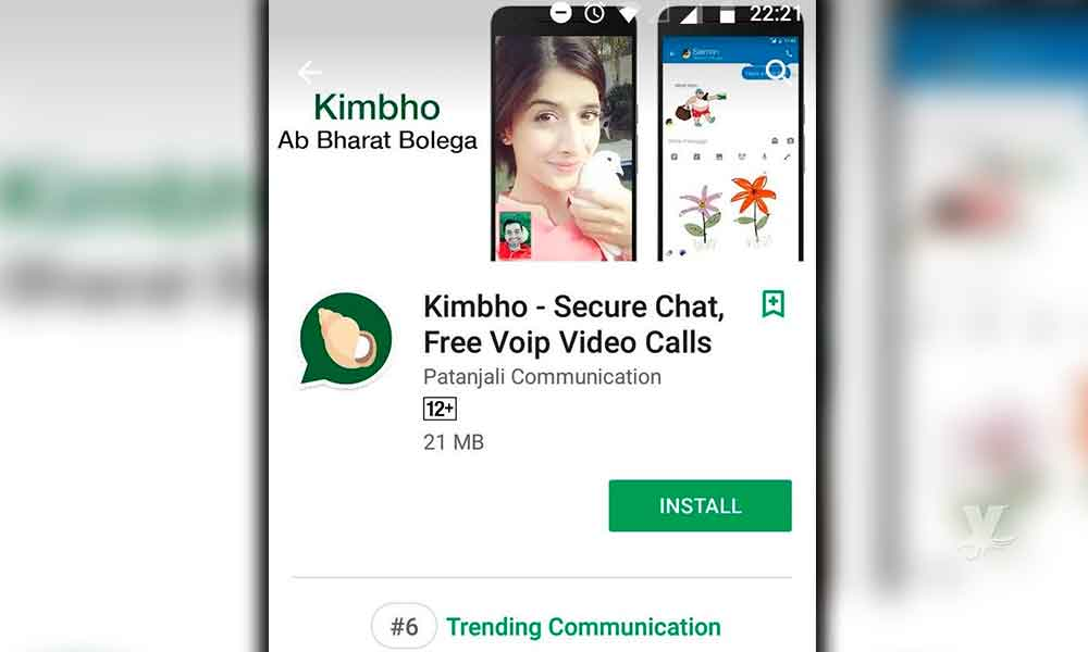 Kimbho, la nueva app que hará olvidar a WhatsApp