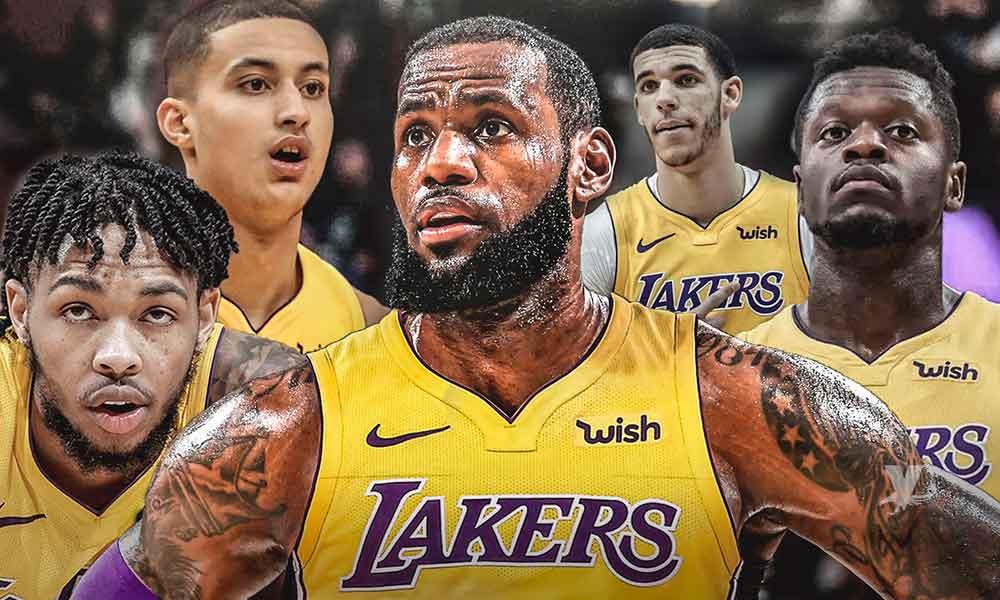 LeBron James ya es jugador de los Lakers de Los Ángeles