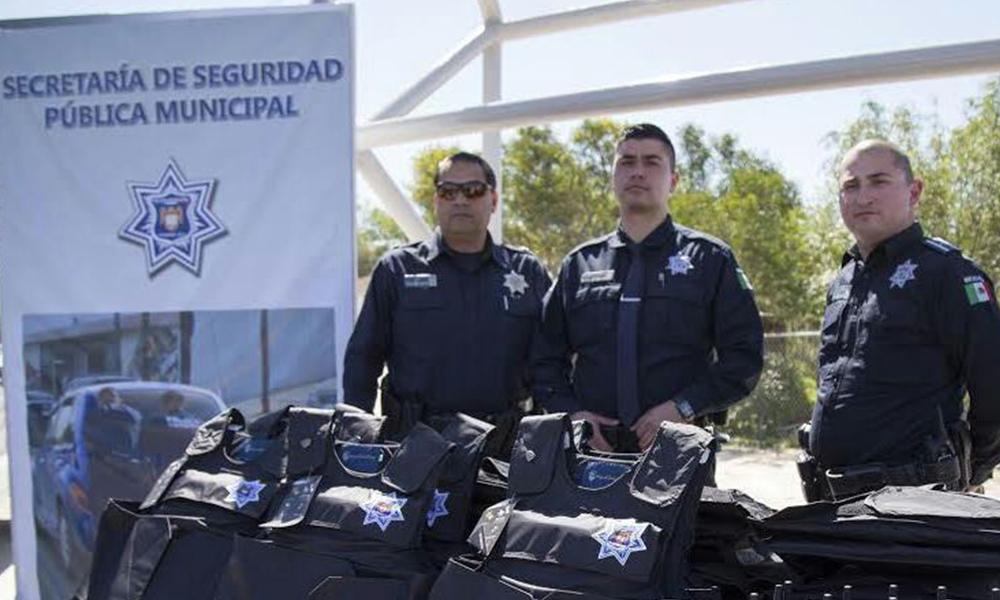 Lanzan convocatoria para integrarse a la Policia Municipal de Tijuana