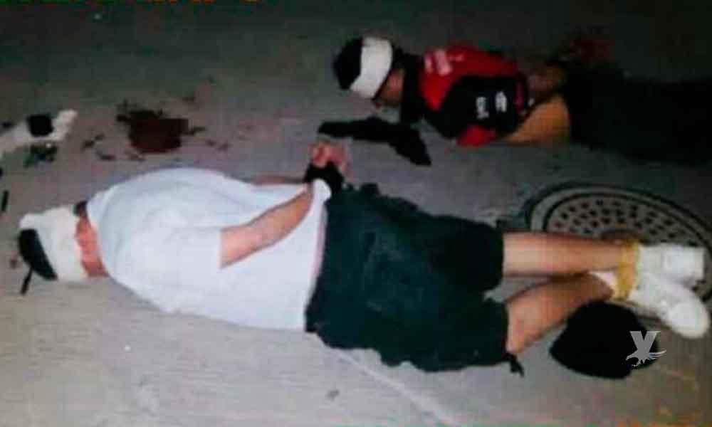Ciudadanos capturan y linchan a dos ladrones de carros en Tijuana