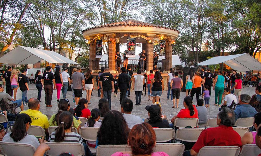 Llegan las noches de salsa a Tecate Pueblo Mágico