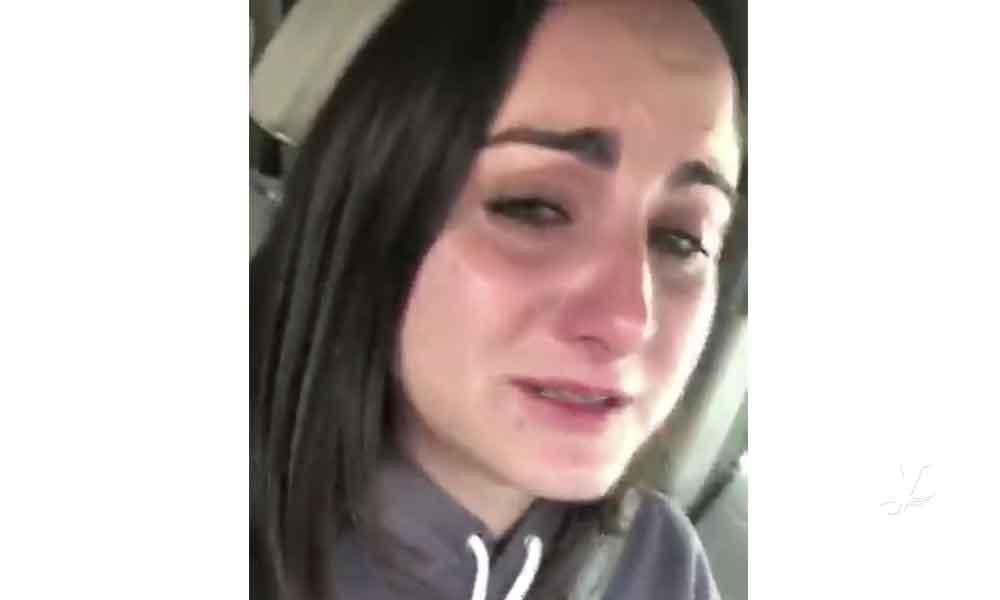 (VIDEO) Mujer llora porque todos votan por AMLO y serán pobres todos los mexicanos