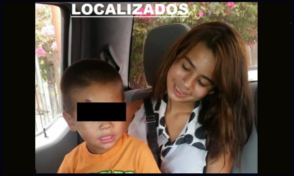 Localizan a madre e hijo desaparecidos en Mexicali
