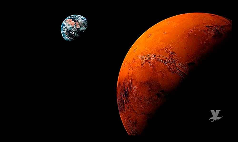 ¡Marte se acerca a la Tierra! Hoy se podrá ver el planeta a simple vista
