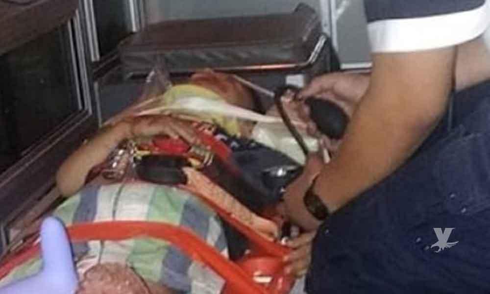 Niño de tres años cae por la ventana de infonavit a seis metros de altura en Tecate