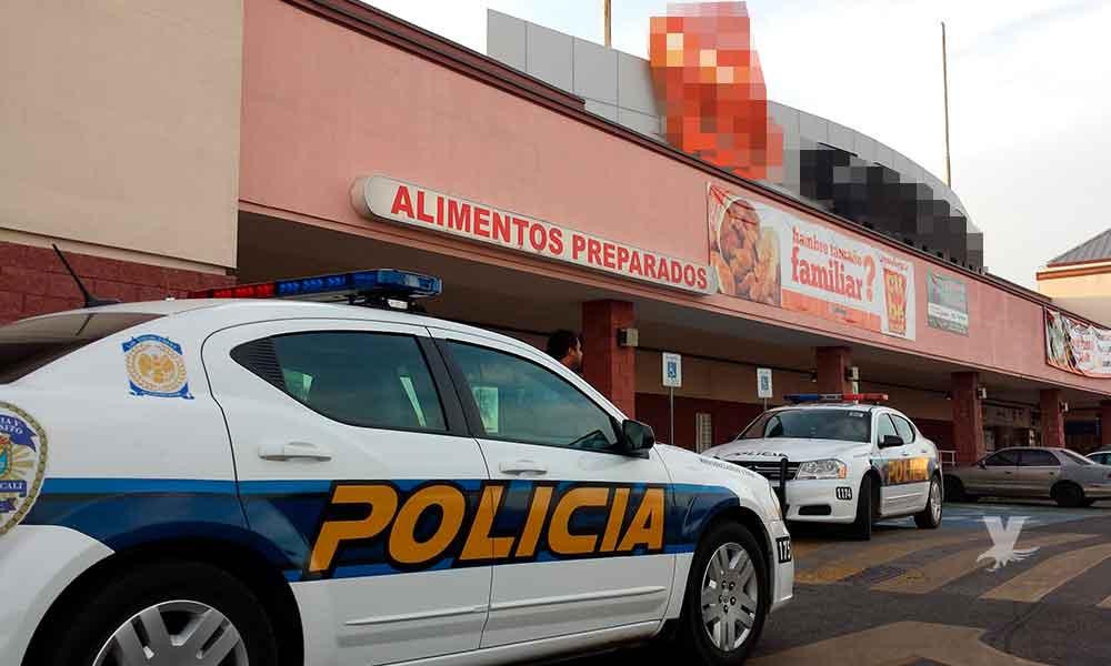 Ex-empleado supuestamente regresó a negocio de ensaladas para robar 250 mil pesos en Mexicali