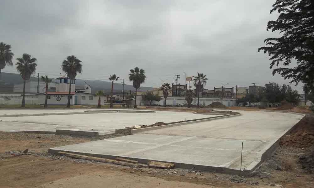 Modernizan aeropuerto de la base aérea militar del Ciprés en Ensenada