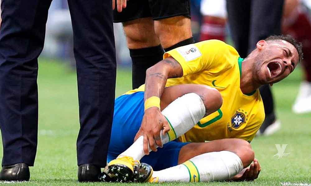 IMSS y Cruz Roja usan a Neymar para promover sus servicios