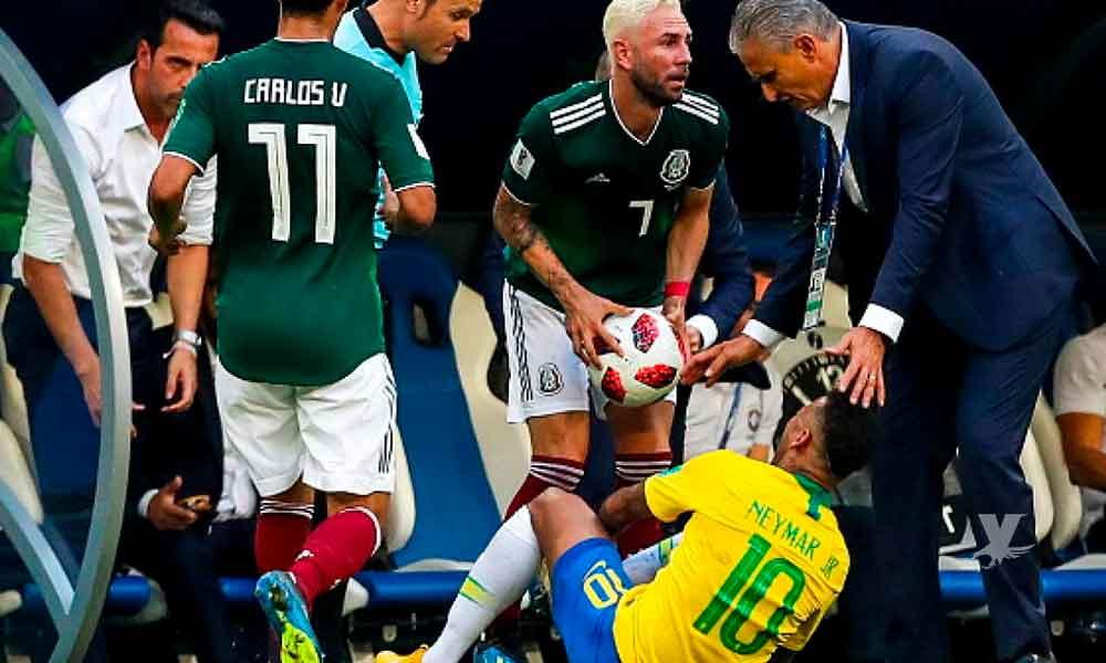 (VIDEO) Neymar admite reacciones exageradas y perdida de tiempo en el Mundial