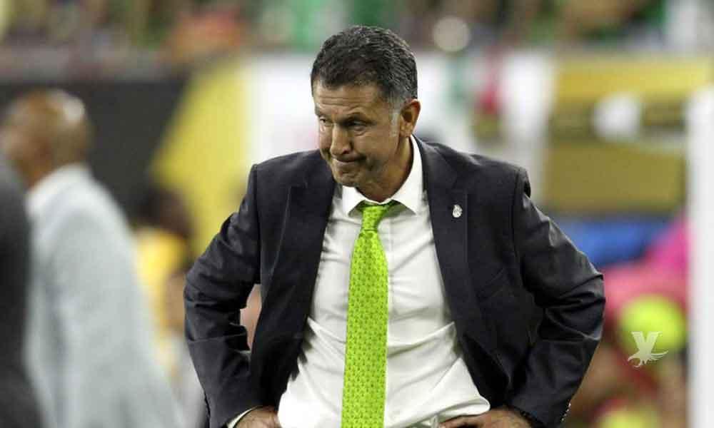 Juan Carlos Osorio deja de ser Director Técnico de la Selección Mexicana