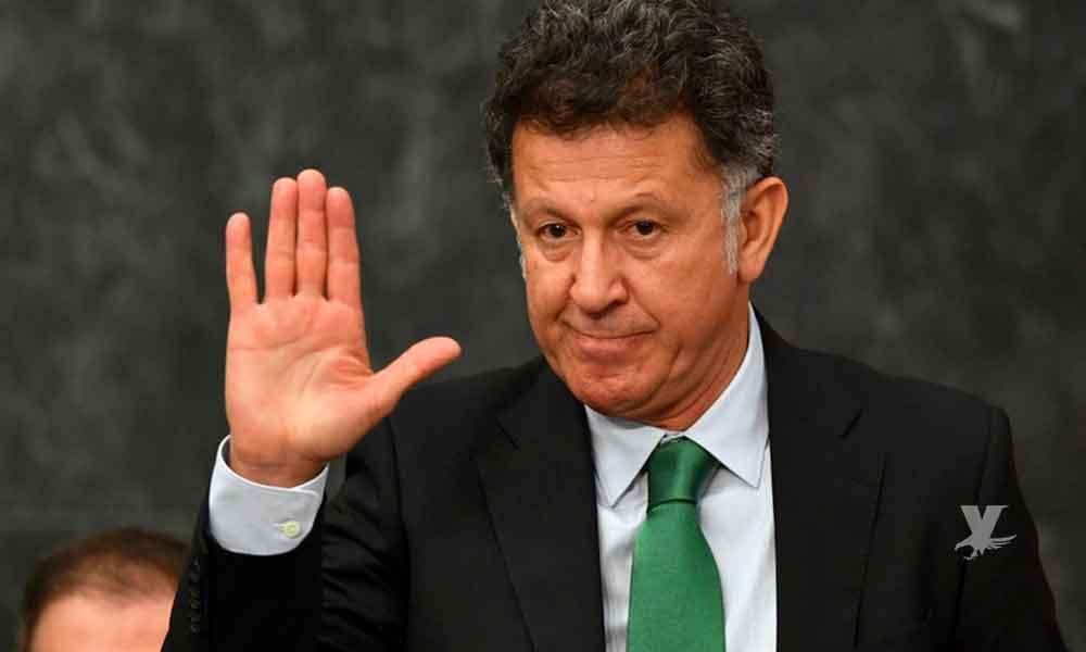 """Juan Carlos Osorio no renueva contrato y deja de ser Director Técnico del """"Tri"""""""