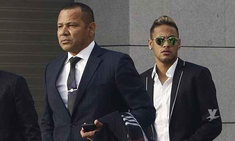 Padre de Neymar involucrado en un escándalo por organizar fiestas en hotel donde se hospedaba la Selección de Brasil