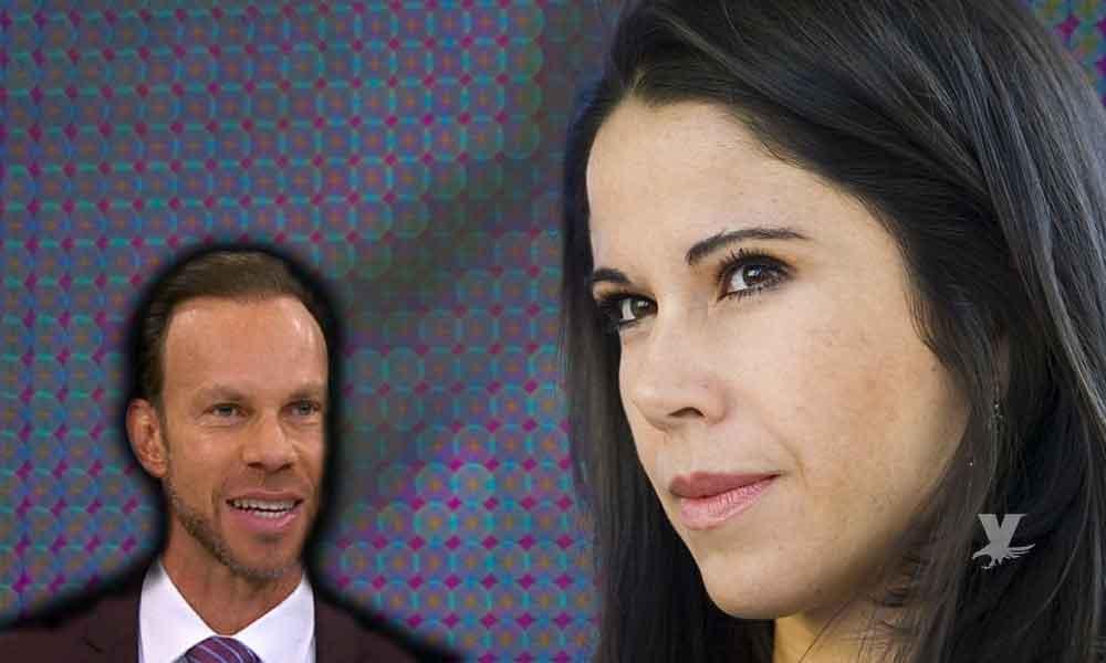 Paola Rojas ansiosa de que termine el Mundial para ver a Zague en México ¡con la demanda de divorcio!