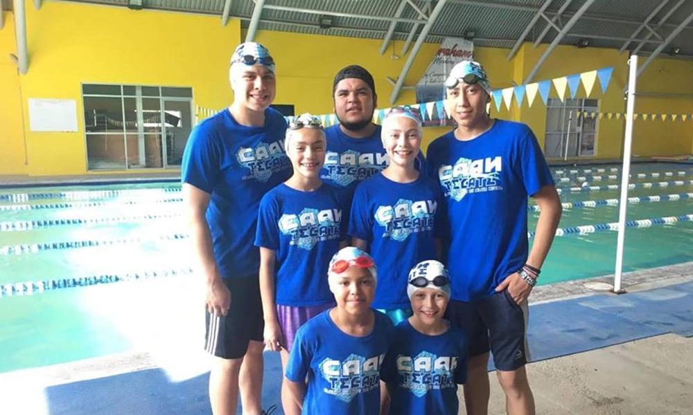 """Participará Tecate en competencia nacional de natación """"Nuevos Valores"""""""