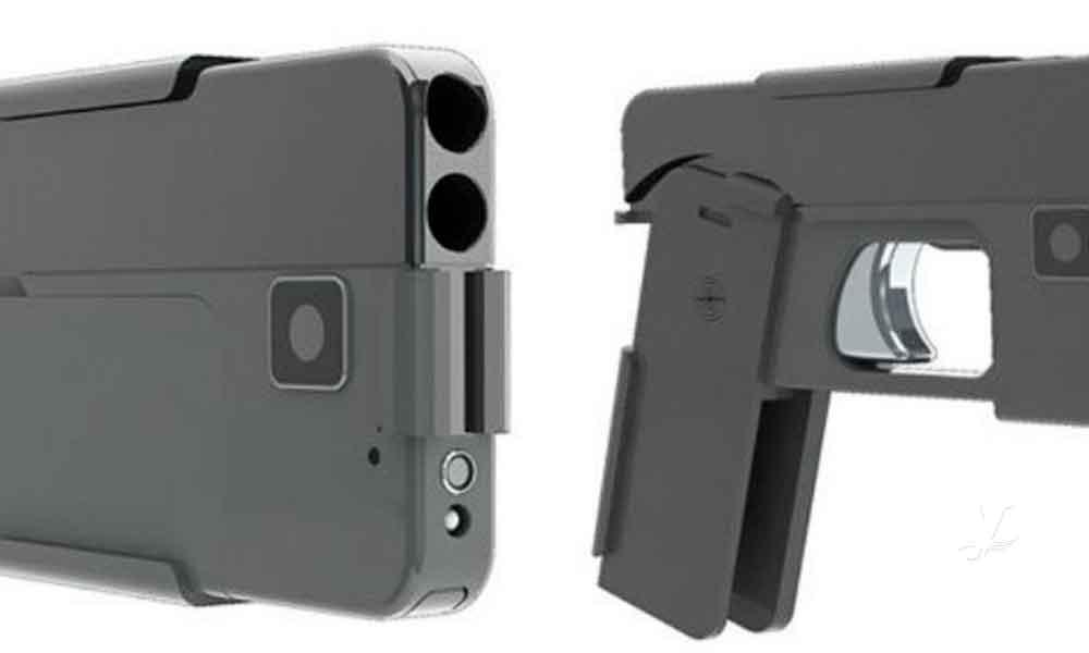 Autoridades alertan por la venta y uso de las peligrosas pistolas-smartphone