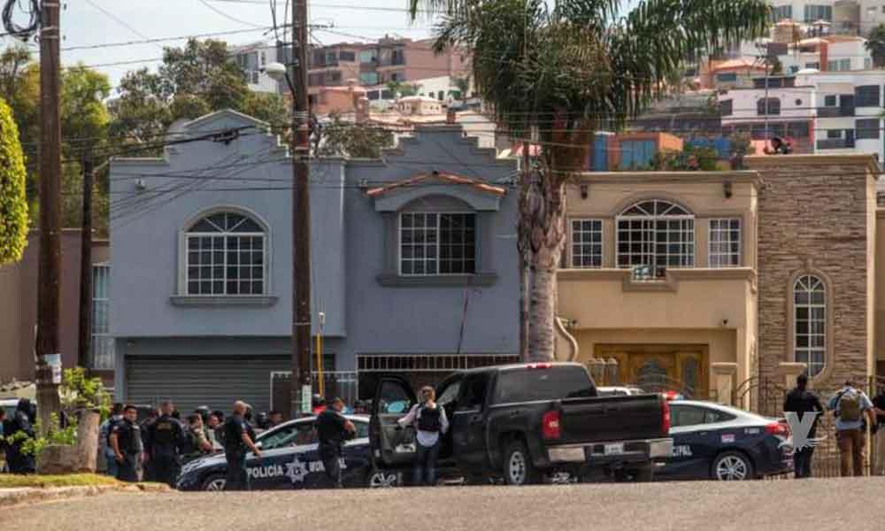 (VIDEO) Agresor que ocasionó balacera en Playas de Tijuana, había matado días antes a su hija de 6 meses y la enterró en el patio
