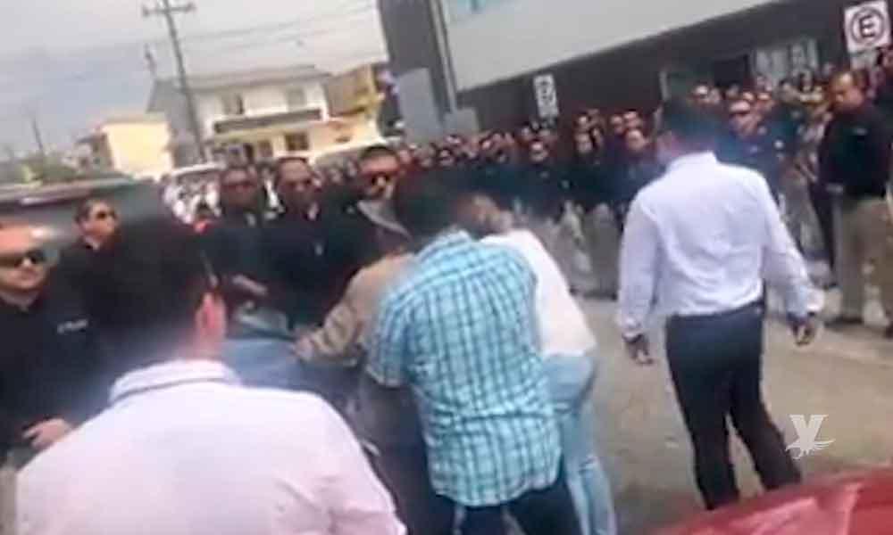 Mandos de la PGJE negaron honores a Policía Ministerial asesinado a balazos en Ensenada