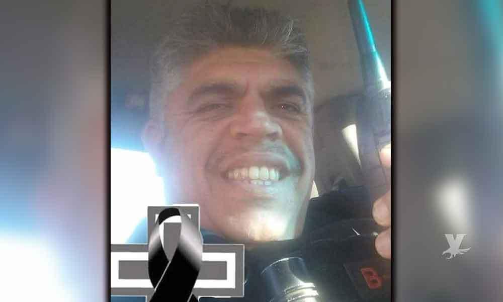 Policía asesinado el domingo en Tijuana era papá soltero de 4 jóvenes y tenía hermana especial que dependía de él