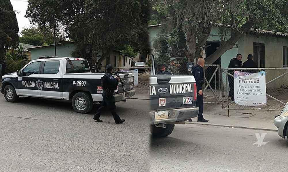 Rescatan en Tijuana a mujer secuestrada en colonia Reforma de Rosarito