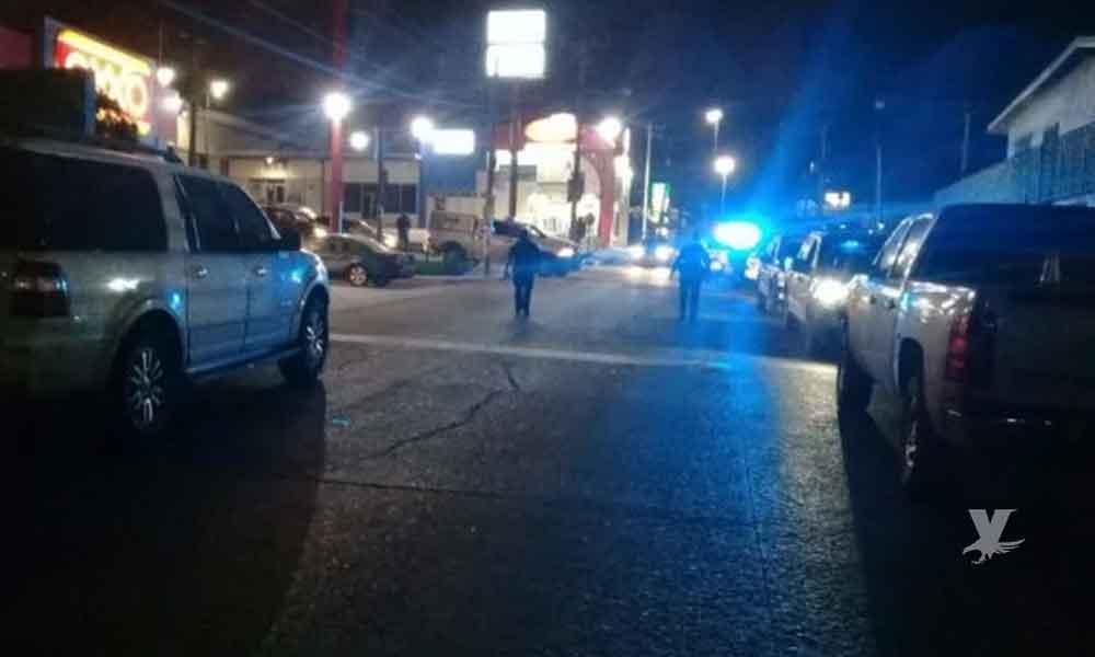 Policía Municipal de Tijuana es ejecutado minutos antes de finalizar su turno
