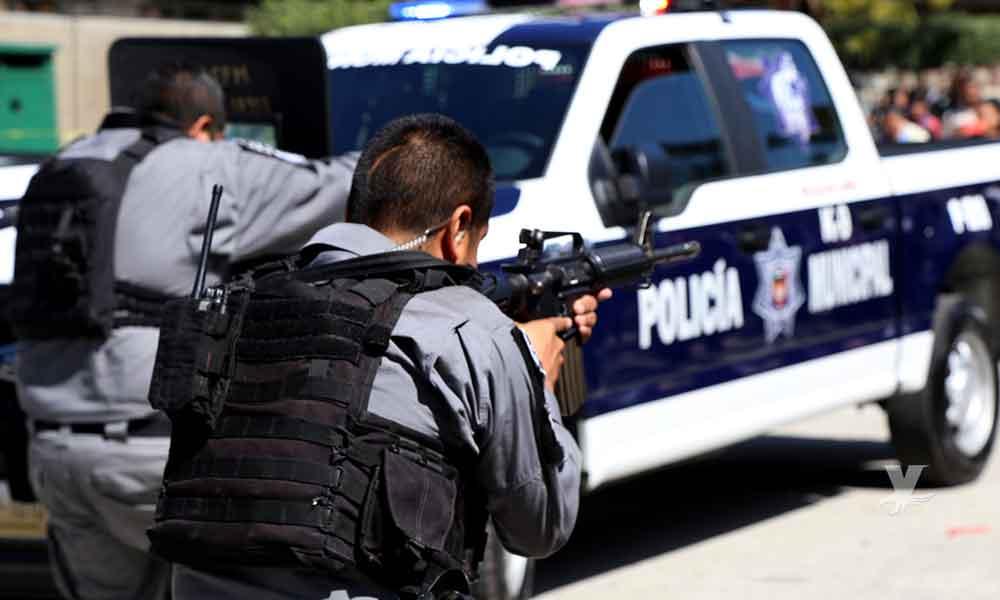 Castigan a 14 policías en Tijuana por supuestamente no acceder a vigilar instalaciones del SITT