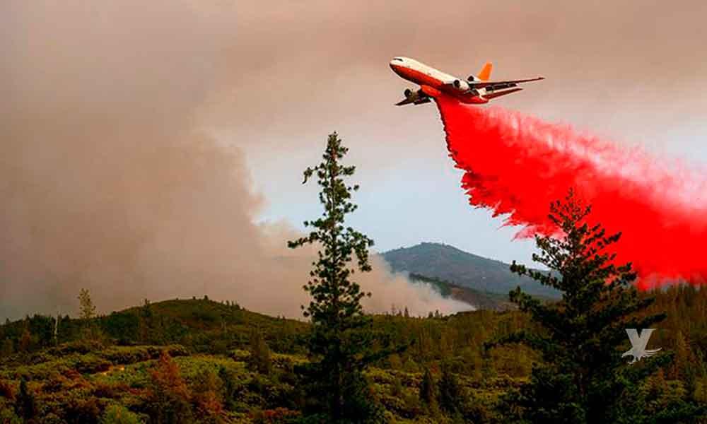 Declaran estado de emergencia en California por incendios fuera de control