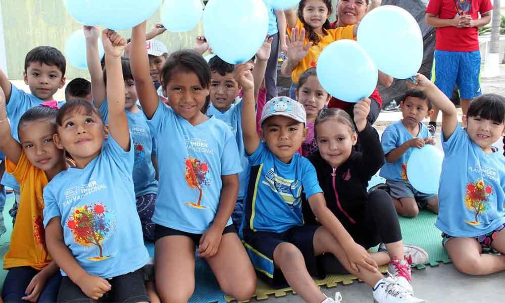 Presentan plan vacacional IMDER 2018 en Payas de Rosarito