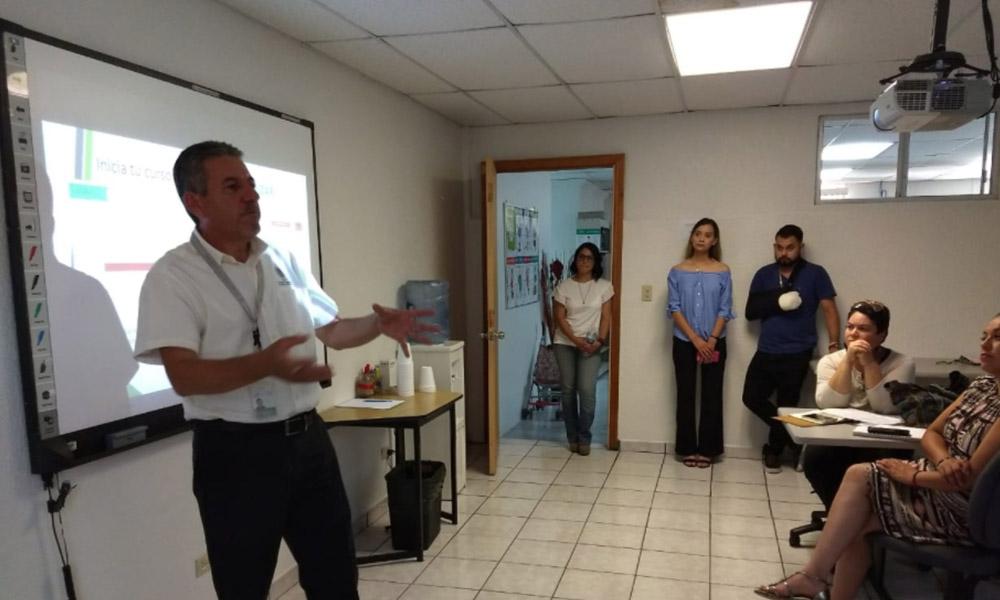 Presentan Programa de Incubación en Línea (PIL) en Tecate