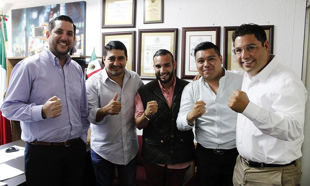 Presentan propuesta para defender los derechos de los boxeadores en Tijuana