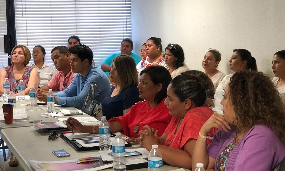 """Presentan proyecto """"Prevención de la Violencia de Género"""" en Tecate"""