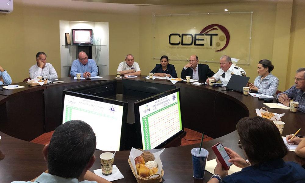 Presentan el tercer avance del Programa Municipal de Desarrollo Urbano de Tecate