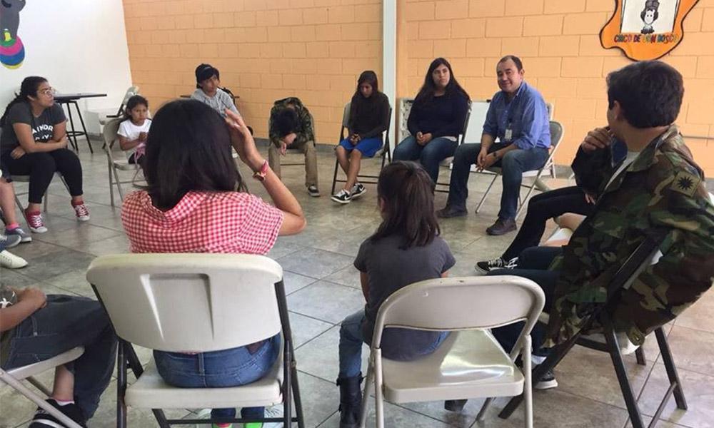 Previenen adicciones para jóvenes en campamentos de verano en Tijuana