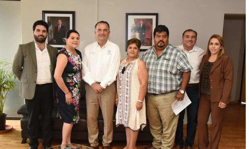 Ratifican donación para construcción de Cetmar San Quintín