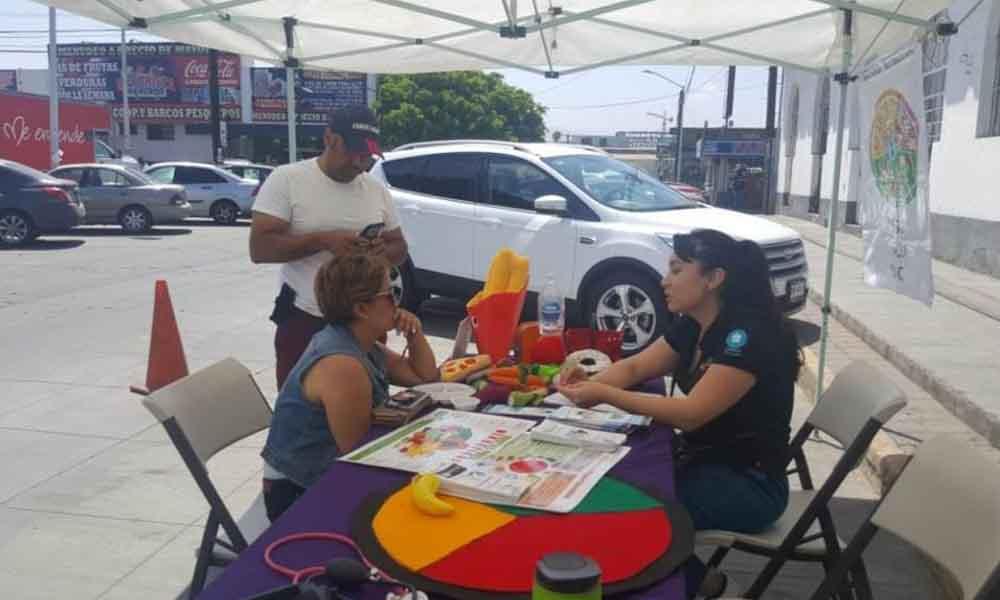 Realizan Servicios Médicos Jornada de Salud para la Mujer en Ensenada