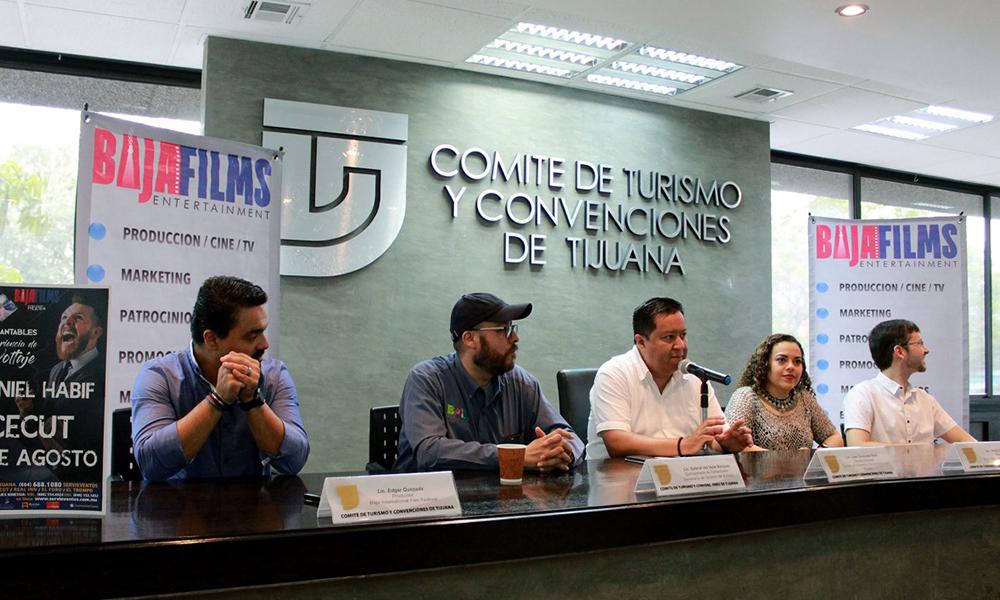 Realizarán en Tijuana importante Festival de Cine con proyección internacional