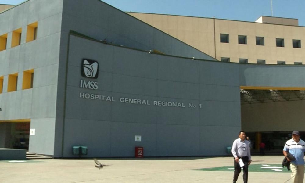 Realizan evacuación por incendio en la Clínica 1 del IMSS de Tijuana