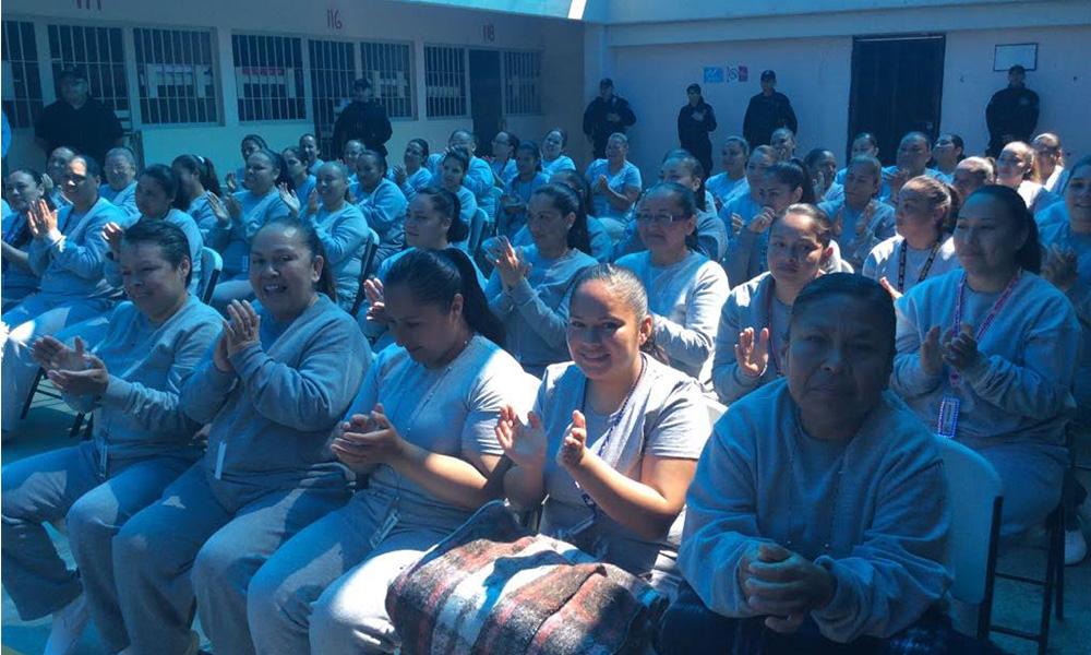 Reconstrucción personal y humana es prioridad del sistema penitenciario de Baja California