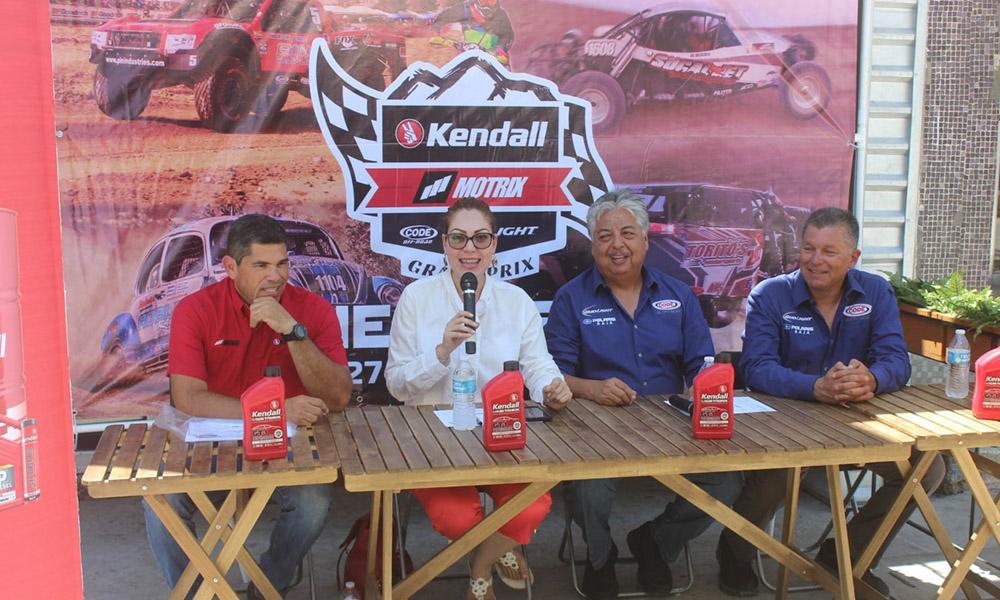 Regresa Kendall Motrix Grand Prix Hechicera del 27 al 28 de julio en Tecate