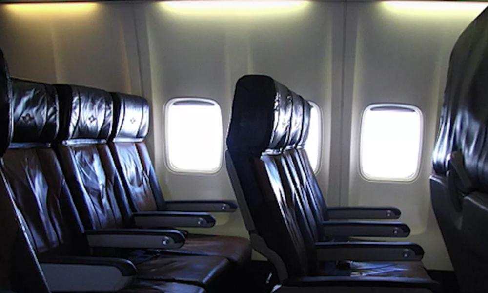 ¿Sabes porque las ventanas de los aviones no está a la alineada con los asientos?