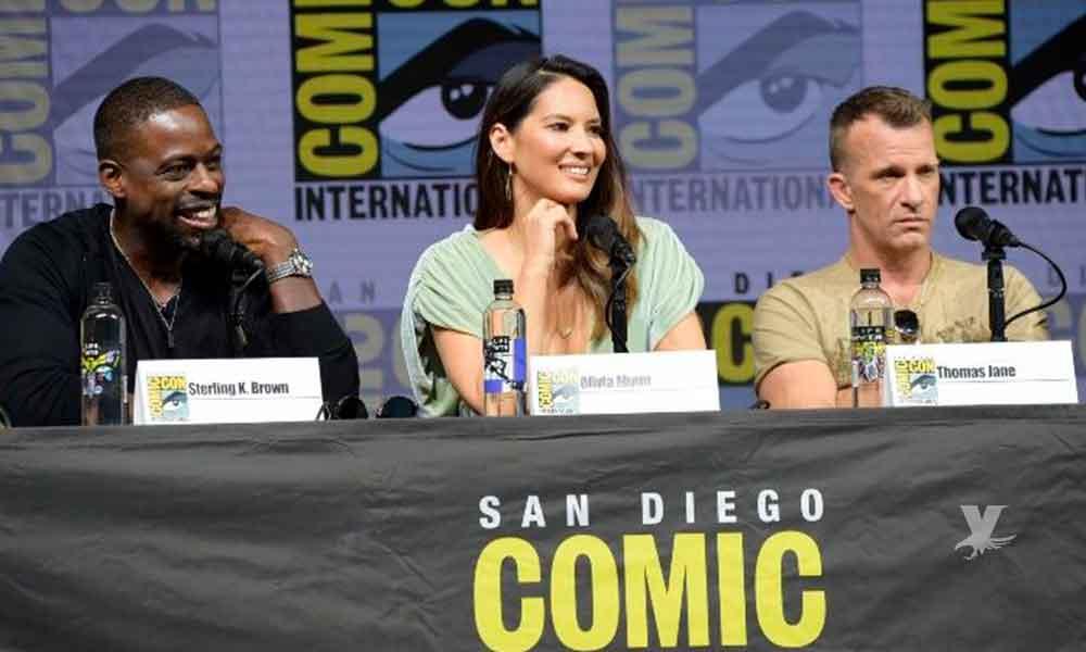 """""""Depredador"""" inaugura la Comic-Con en San Diego"""