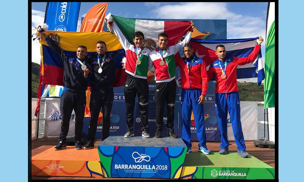 Selección de Baja California gana oro en remo para México