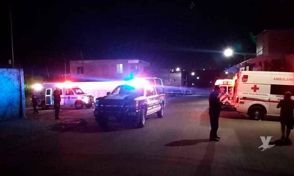 "(VIDEO) Policía Municipal de Tijuana es asesinado al enfrentar a ""sicarios"""