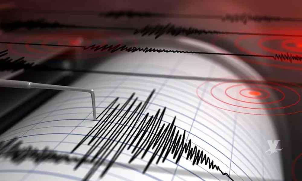 Registran sismo de magnitud 5.3 en Michoacán