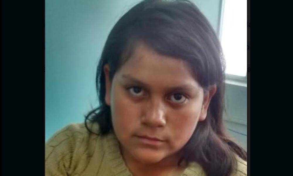 Solicitan ayuda para localizar a María José menor desaparecida en Ensenada