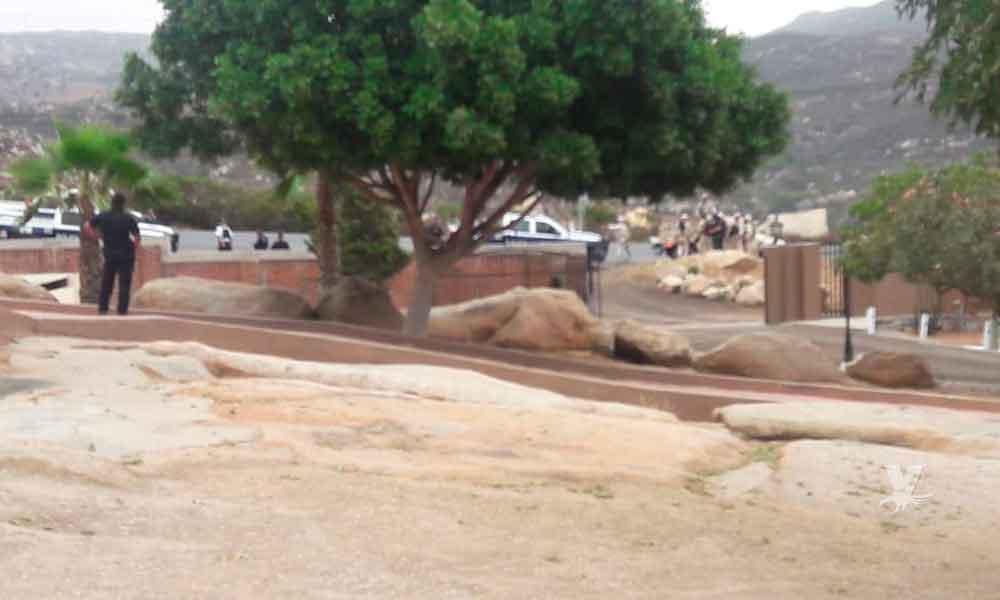 Atacan con drones y granadas de fragmentación rancho del SSPE Gerardo Sosa Olachea en Tecate