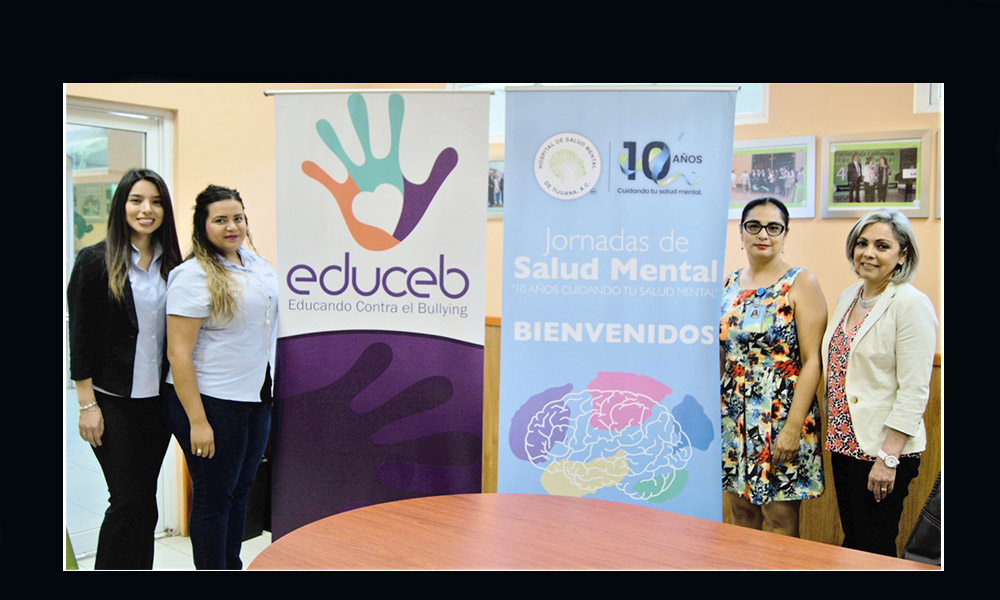Sumen esfuerzos EDUCEB y Salud Mental para prevenir casos de bullyng en Tijuana