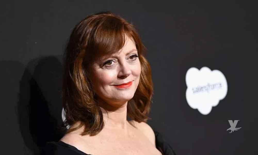 Arrestan a actriz de Hollywood ganadora del Oscar por marcha contra Donald Trump