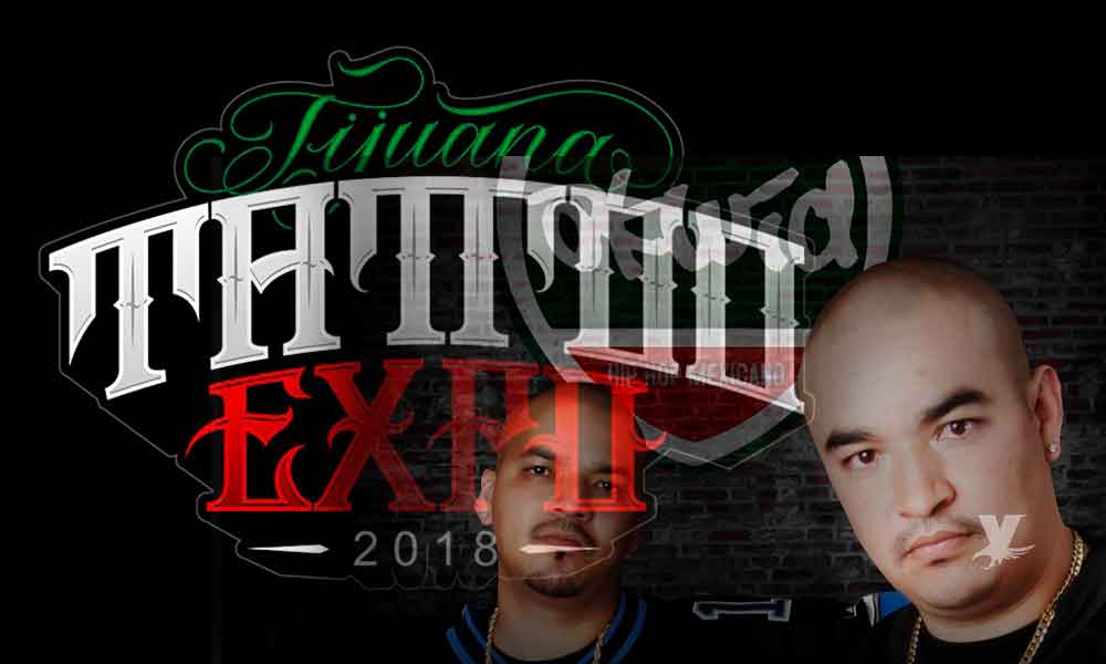 Akwid encargado de la música en Tijuana Expo Tattoo