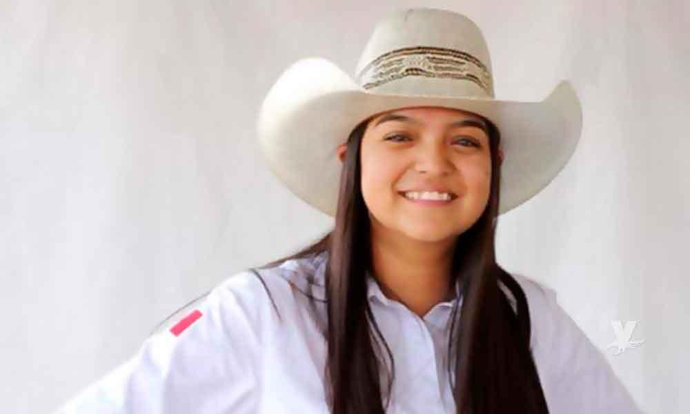La nacida en Tecate Daniela Sandoval representará a México en Competencia Internacional de Rodeo