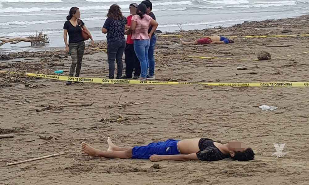 Dos hombres perdieron la vida ahogados en Playas de Tijuana